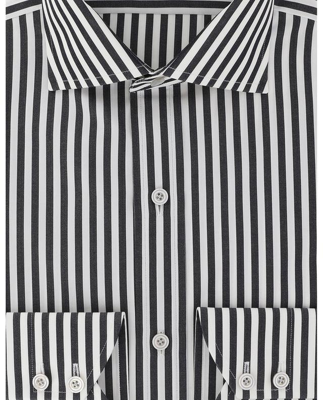 tom ford gestreiftes hemd summer stripe bong nie grieder. Black Bedroom Furniture Sets. Home Design Ideas