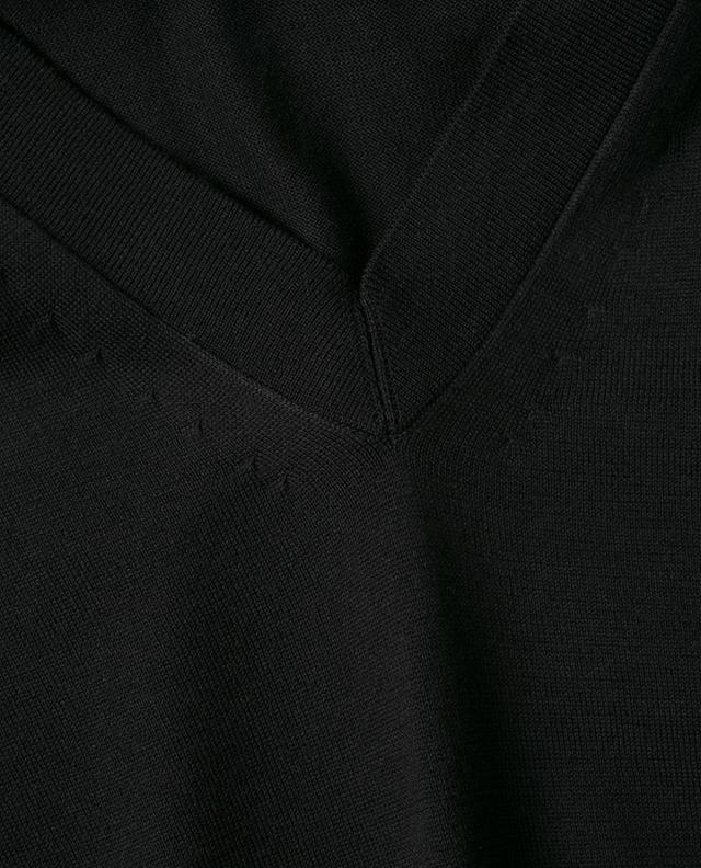 Pull en coton à col en V TOM FORD