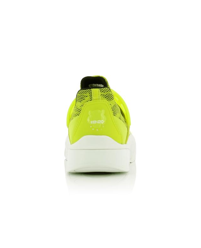 Materialmix-Sneakers Sonic KENZO