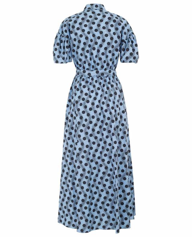 5a01ba155 KENZO Wave Polka long shirt dress - Bongénie-Grieder