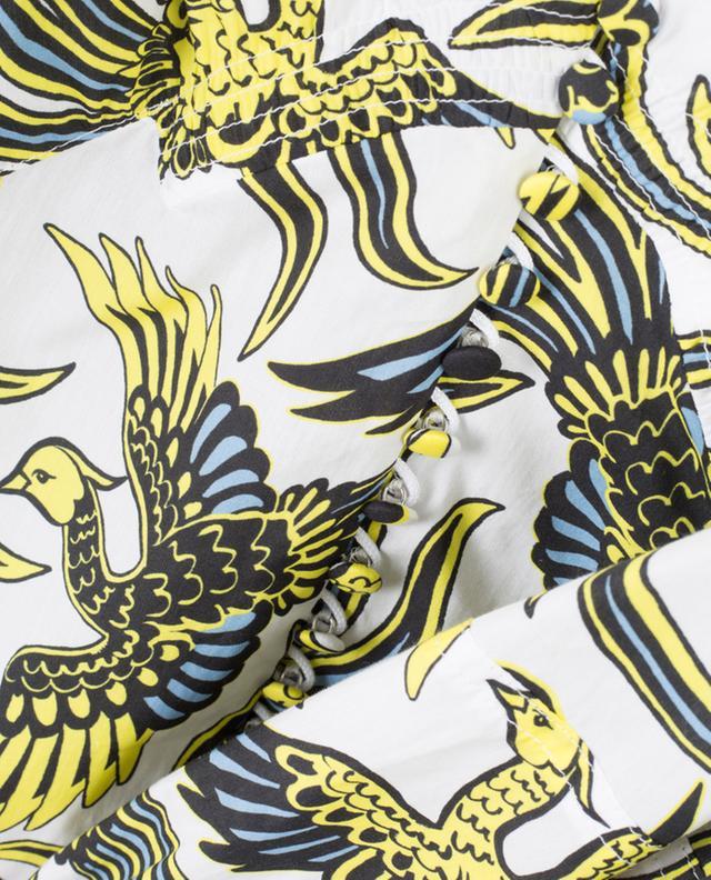 Flying Phoenix cotton blouse KENZO