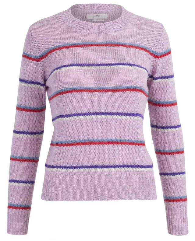 Gestreifter Pullover aus Alpaka und Wolle Gian ISABEL MARANT