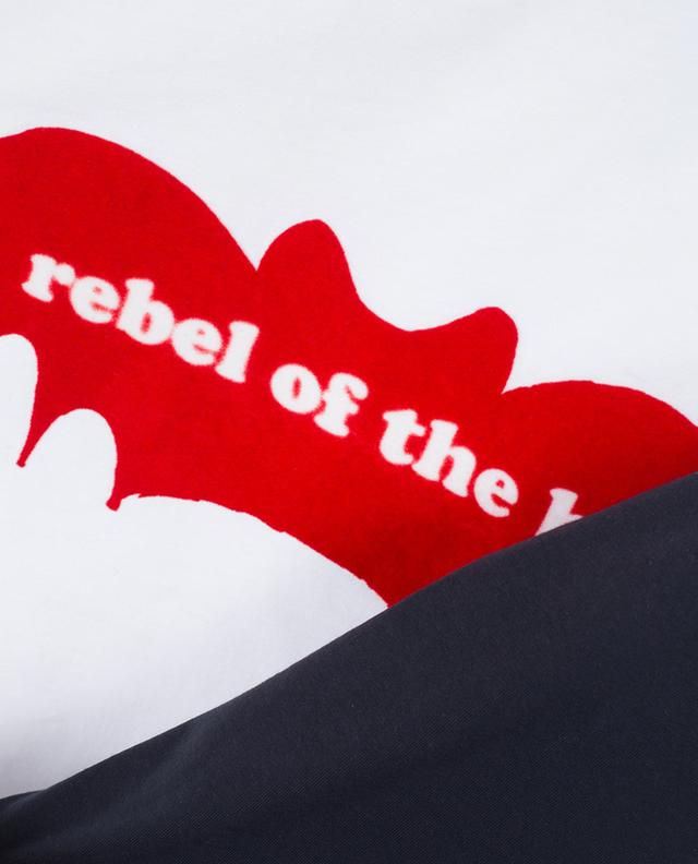 T-shirt en coton Rebel Of The Ball ZOE KARSSEN