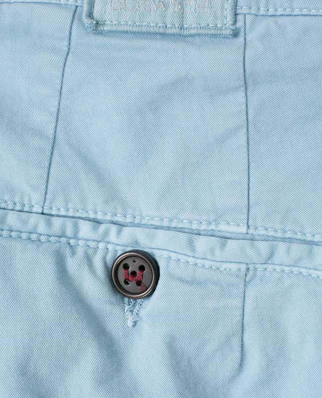 Ber Muda cotton blend bermuda shorts BERWICH