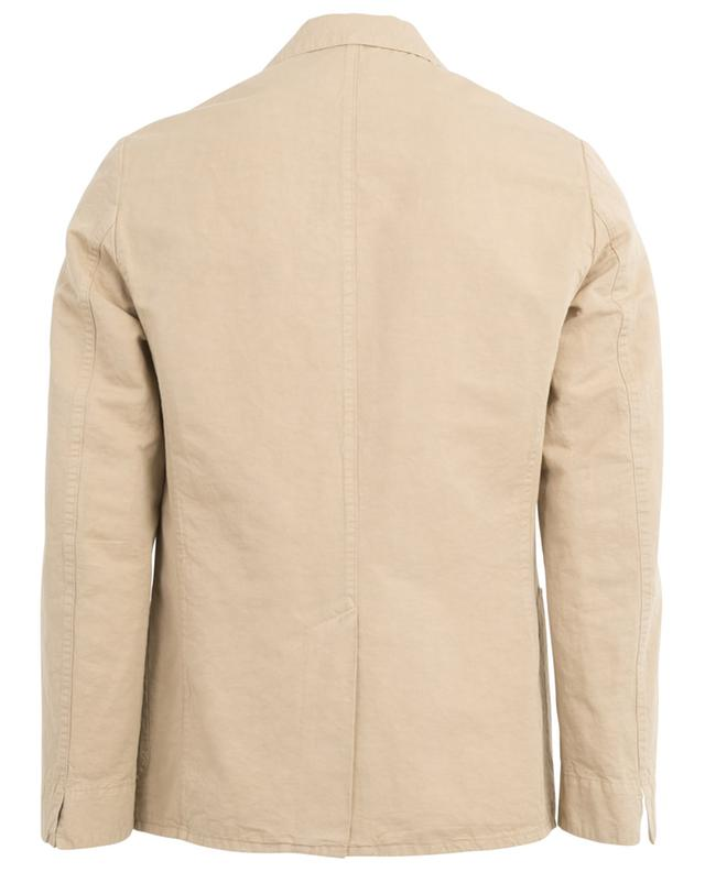Lightest cotton and linen blazer OFFICINE GENERALE