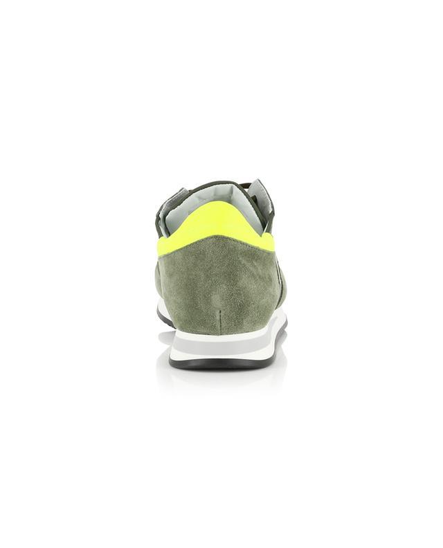 Baskets en nylon détail fluo Tropez PHILIPPE MODEL
