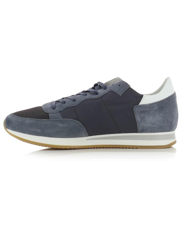 Tropez Mondial multi material sneakers PHILIPPE MODEL