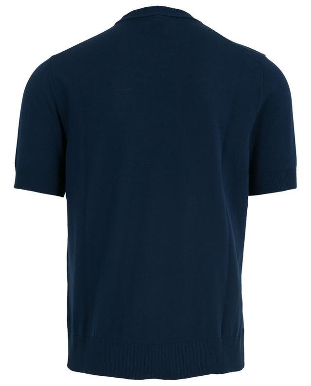 Short-sleeved cotton jumper MCLAUREN
