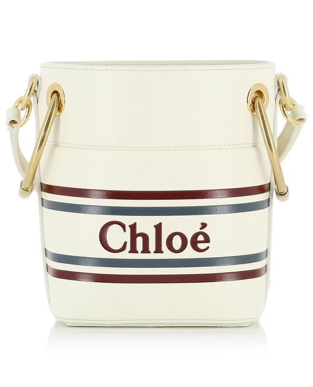 Mini-sac seau avec logo Roy CHLOE