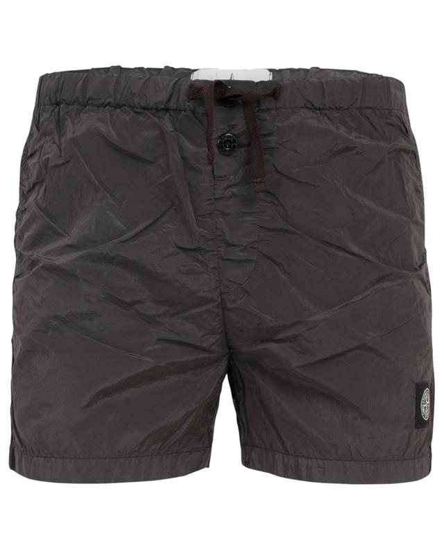 Garment dyed swim shorts STONE ISLAND