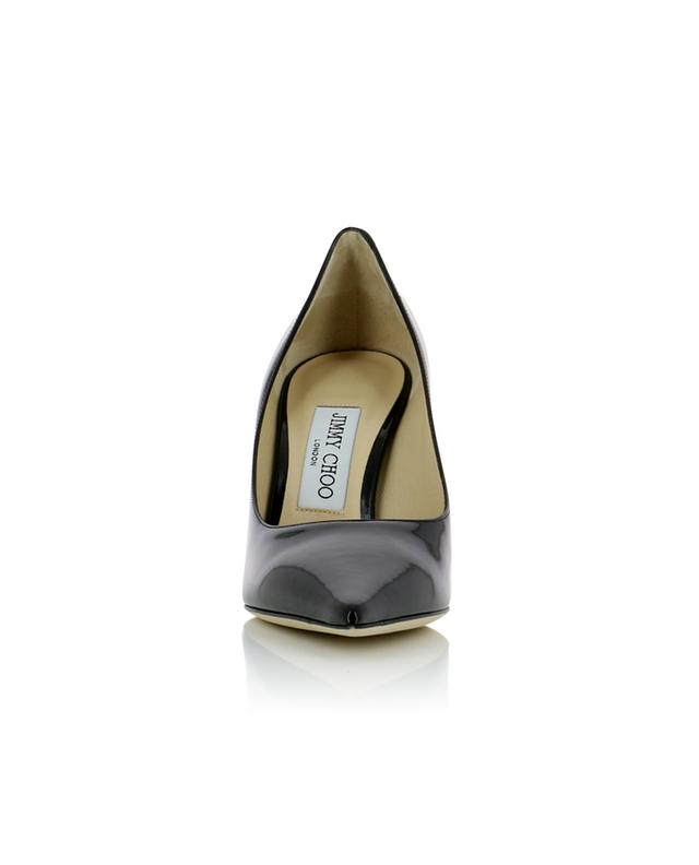 Love 85 pointy patent leather pumps JIMMY CHOO