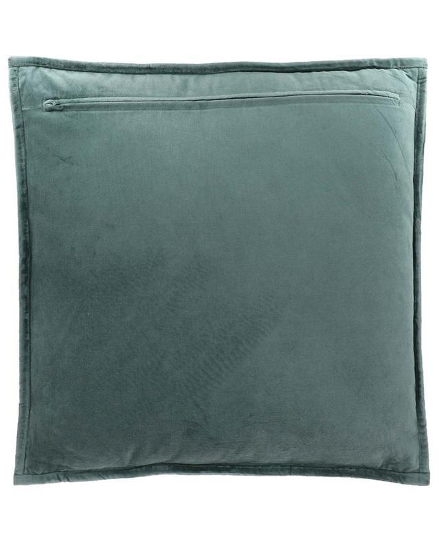 Circle velvet cushion LIGHT & LIVING