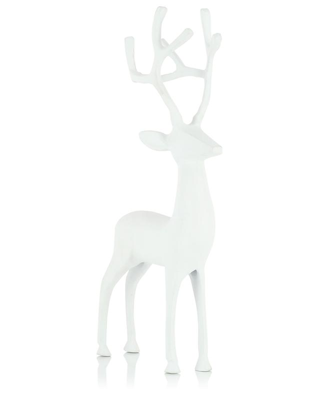 Grand cerf en métal Deer LIGHT & LIVING