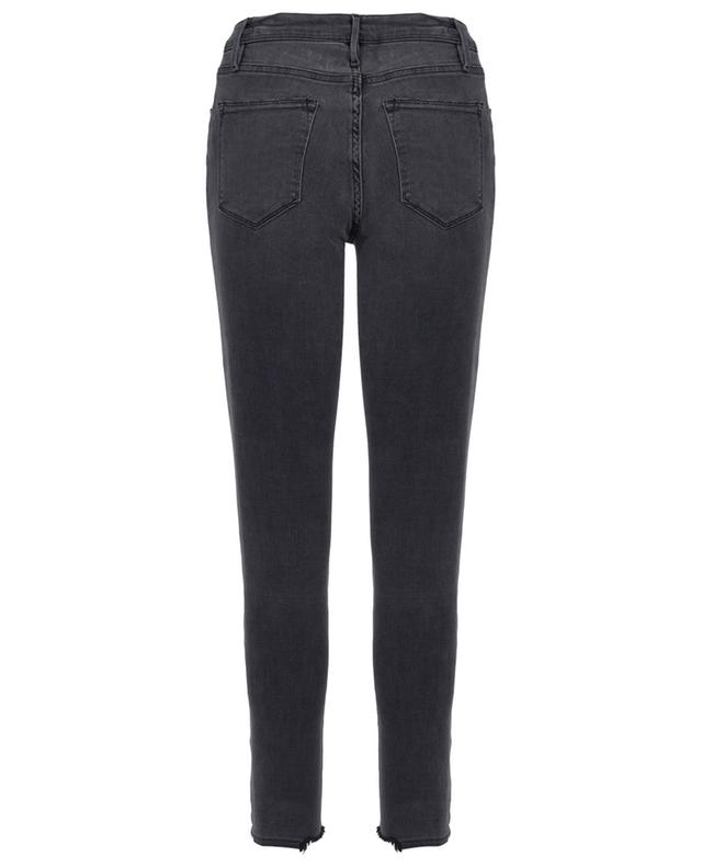 Le High Skinny Street cut-out jeans FRAME