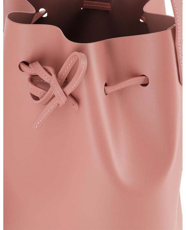 Grosse Bucket-Tasche aus Glattleder MANSUR GAVRIEL