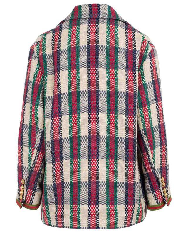 Tweed blazer GUCCI