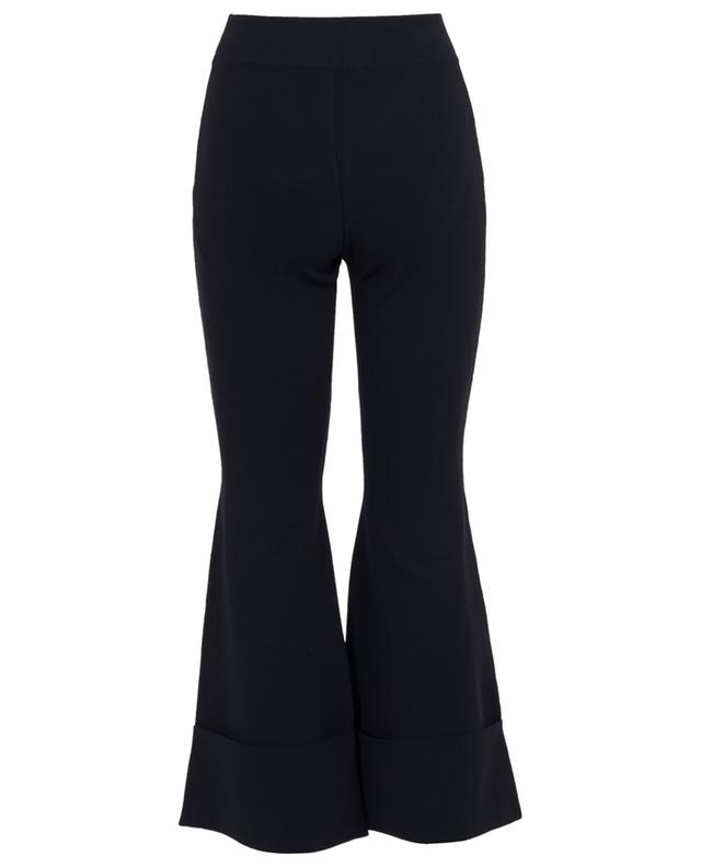 Flared knit trousers STELLA MCCARTNEY