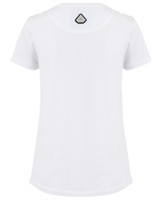T-Shirt mit Pailletten Love Rainbow QUANTUM COURAGE