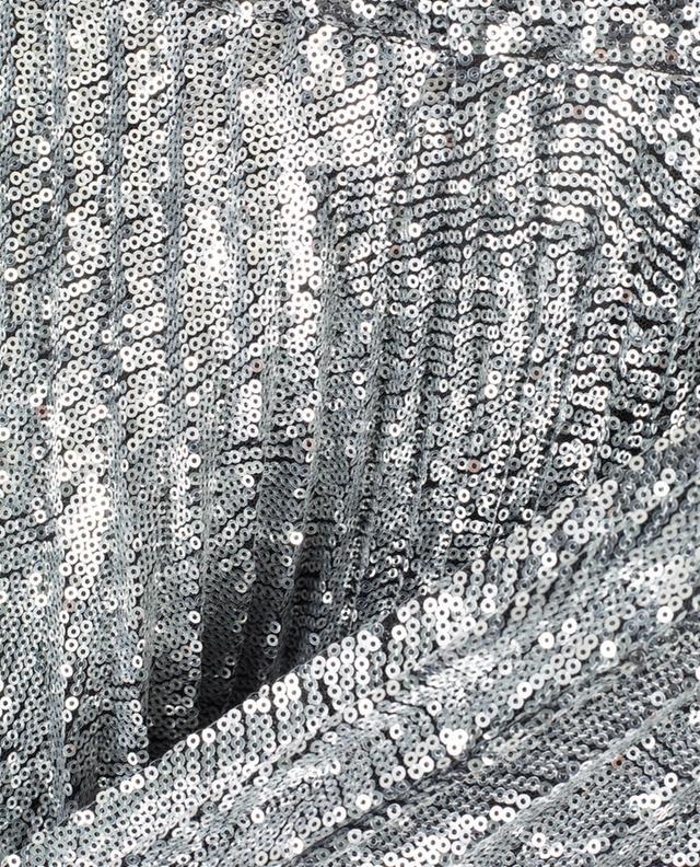 Jupe midi plissée à sequins PHILOSOPHY