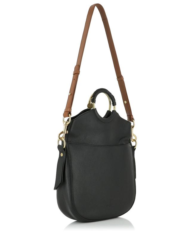 Monroe Day grained leather bag SEE BY CHLOE