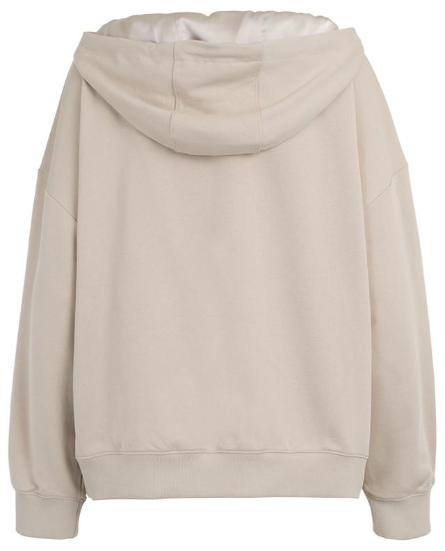 Sweat-shirt à capuche amovible Causal Shine DOROTHEE SCHUMACHER