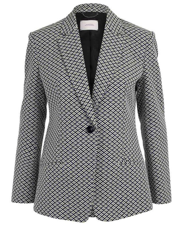 Geblümter Jacquard-Blazer Technological Flowering SCHUMACHER