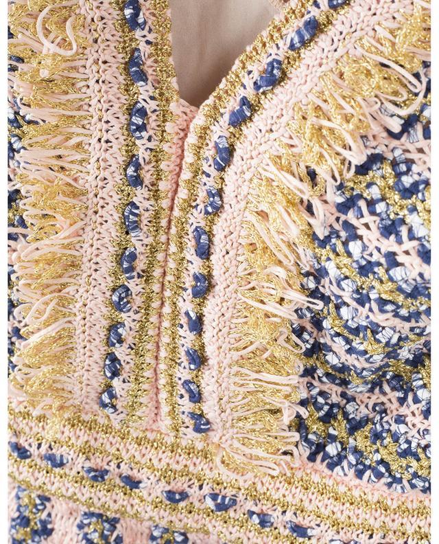 Robe en tweed M MISSONI