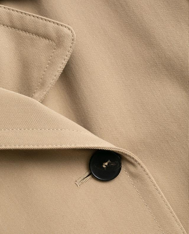 Trenchcoat aus Baumwolle WINDSOR