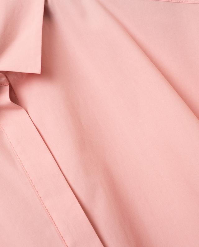 Baumwollhemd mit kurzen Ärmeln AKRIS PUNTO