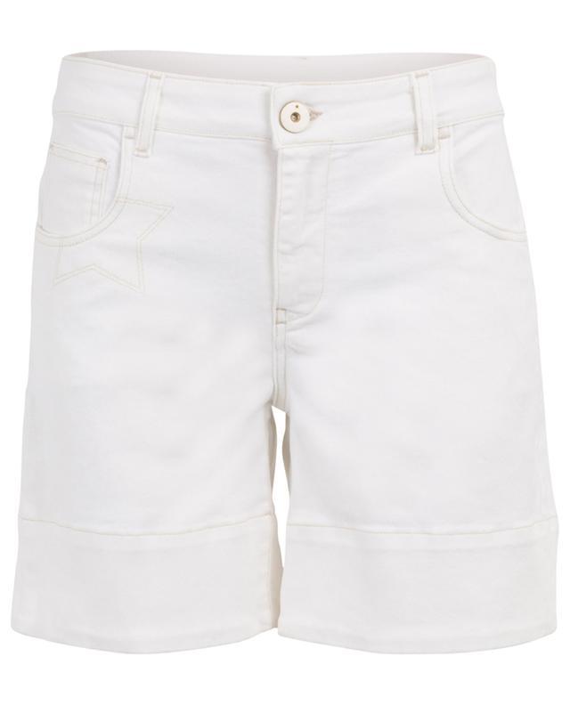 Shorts aus Denim LORENA ANTONIAZZI