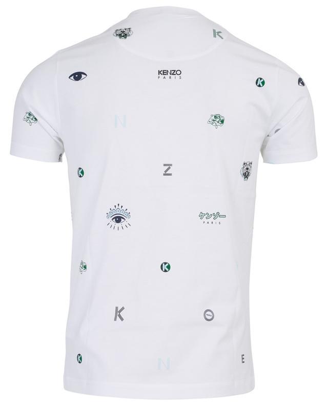 cc193d6d KENZO Multi Icons cotton T-shirt - Bongénie-Grieder