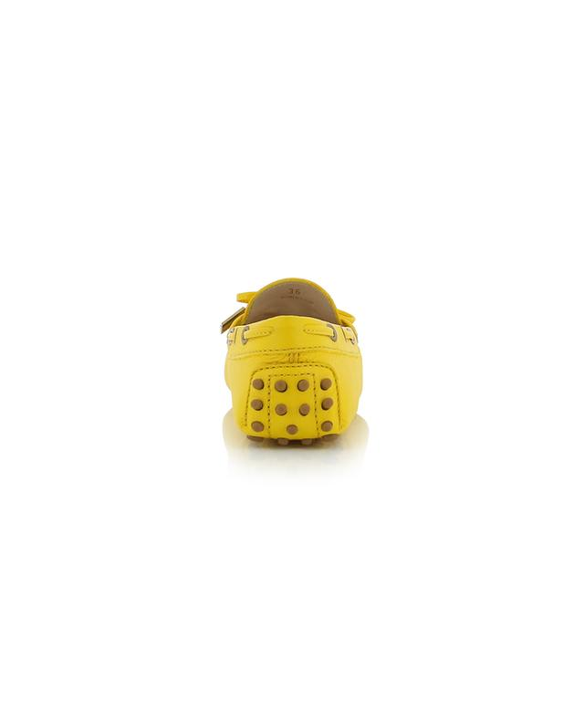 Mocassins en cuir Gommino TOD'S