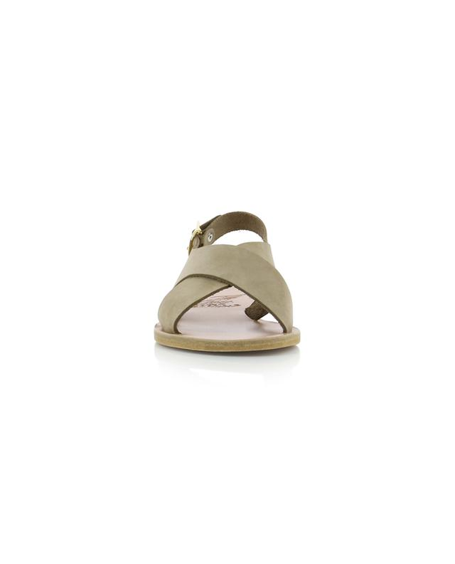Maria nubuck sandals ANCIENT GREEK SANDALS