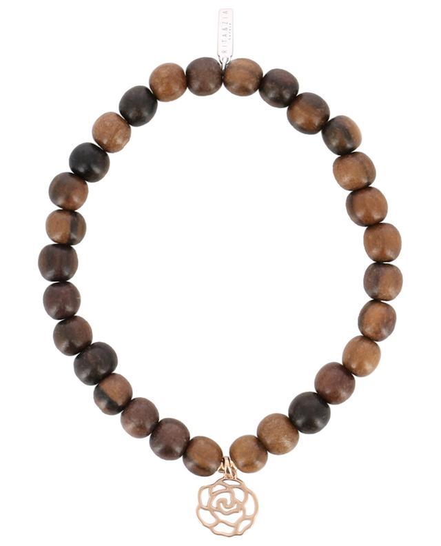 Bracelet de perles Camélia RITA & ZIA