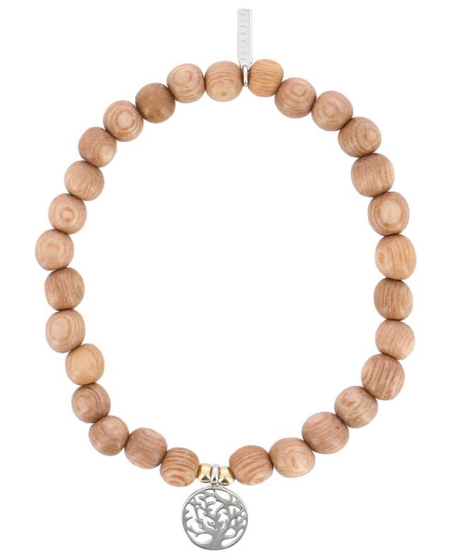 Bracelet en perles Cèdre RITA & ZIA