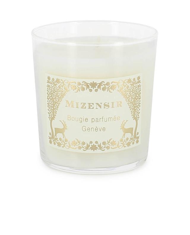 Mizensir thé de fête scented candle white a12122