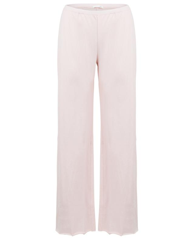Double layer wide-leg trousers SKIN