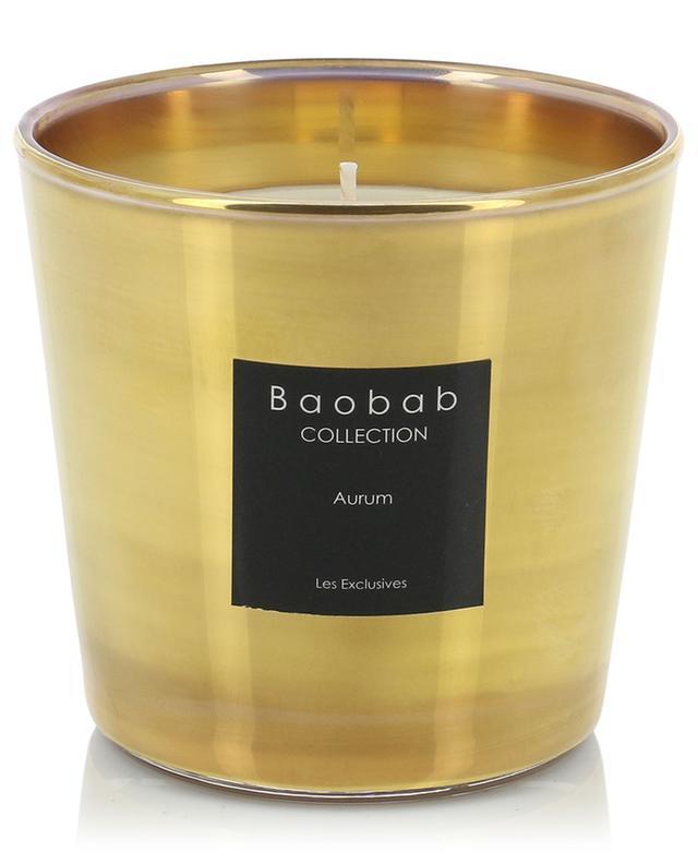 Bougie parfumée Aurum Max One BAOBAB