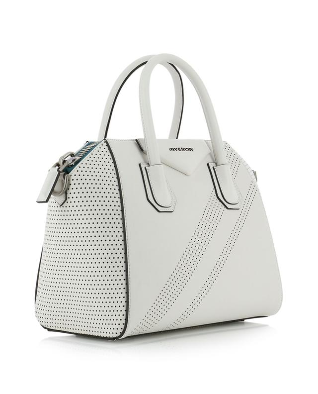Antigona Small perforated leather handbag GIVENCHY