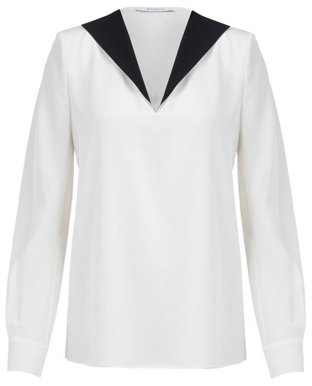 Silk blouse GIVENCHY