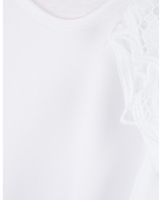 Chemise de nuit Delicate Dimensions Big Shirt ZIMMERLI
