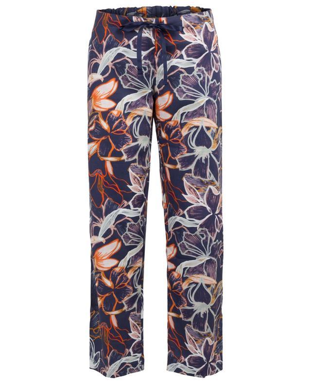 Bas de pyjama fleuri Delicate Dimension ZIMMERLI