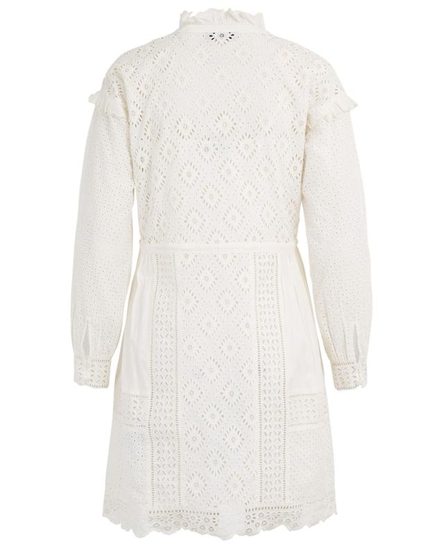 Openwork stitching dress TWINSET
