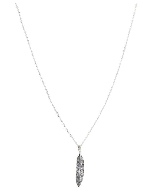 Collier avec pendentif Feathers DASQUE
