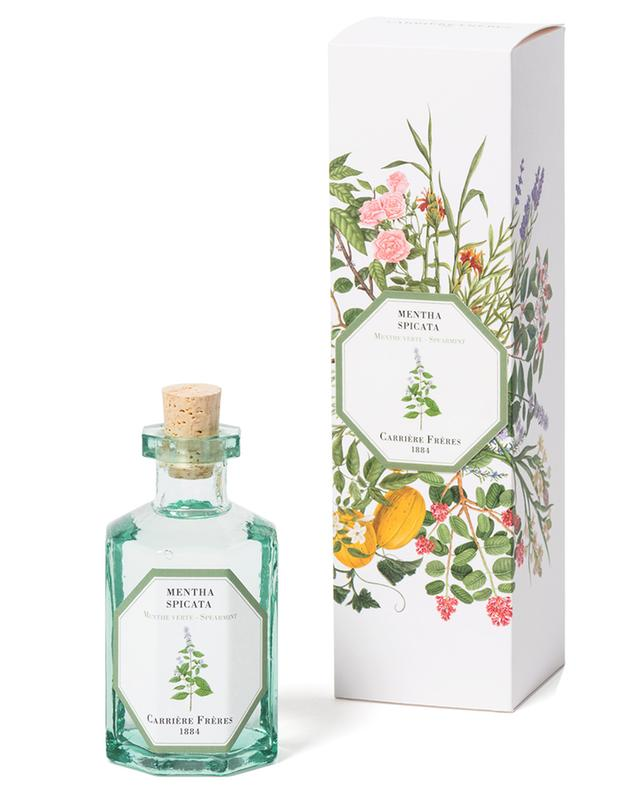 Mentha Spicata fragrance diffuser CARRIERE FRERES