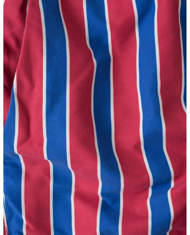 Gestreifte Badeshorts Monterosso Rosso/Blu RIPA RIPA