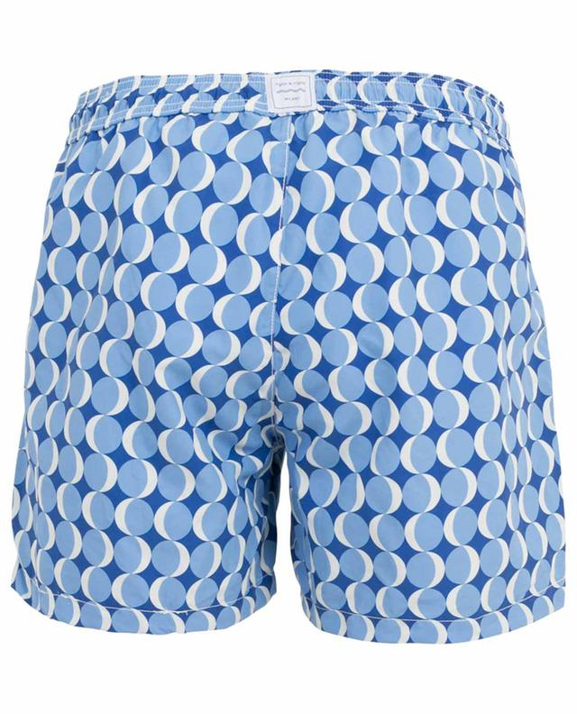 Eclisse Celeste printed swim shorts RIPA RIPA