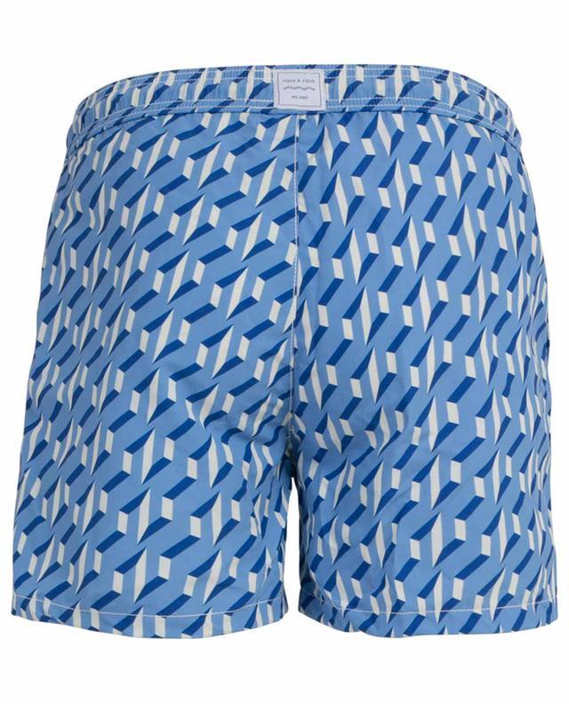 Nettuno printed swim shorts RIPA RIPA