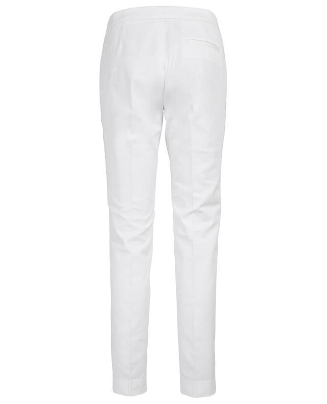 Pantalon slim raccourci en sergé Assisi FABIANA FILIPPI