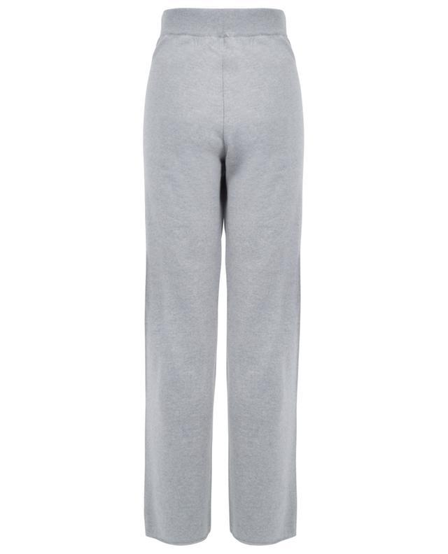 Pantalon de jogging tricot en cachemire FABIANA FILIPPI